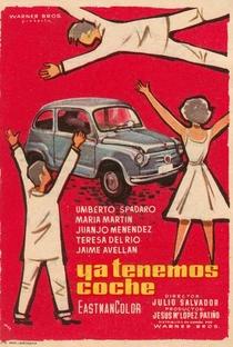 Assistir Ya Tenemos Coche Online Grátis Dublado Legendado (Full HD, 720p, 1080p)   Julio Salvador (I)   1958