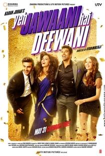 Assistir Yeh Jawaani Hai Deewani Online Grátis Dublado Legendado (Full HD, 720p, 1080p) | Ayan Mukerji | 2013