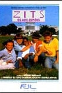 Assistir Zits - Os Mini-Espiões Online Grátis Dublado Legendado (Full HD, 720p, 1080p) | Arthur Sherman | 1988