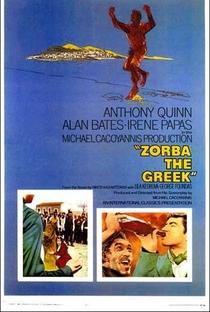 Assistir Zorba, o Grego Online Grátis Dublado Legendado (Full HD, 720p, 1080p) | Mihalis Kakogiannis | 1964