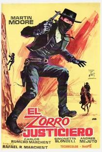 Assistir Zorro, O Justiceiro Online Grátis Dublado Legendado (Full HD, 720p, 1080p) | Rafael Romero Marchent | 1969