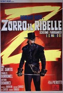 Assistir Zorro - o Rebelde Online Grátis Dublado Legendado (Full HD, 720p, 1080p) | Piero Pierotti | 1966