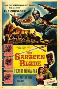 Assistir A Espada Sarracena Online Grátis Dublado Legendado (Full HD, 720p, 1080p) | William Castle | 1954