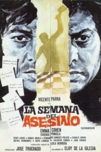 Assistir A Semana do Assassino Online Grátis Dublado Legendado (Full HD, 720p, 1080p) | Eloy de la Iglesia | 1972