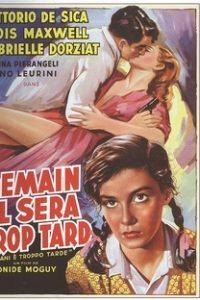 Assistir Amanhã Será Tarde Demais Online Grátis Dublado Legendado (Full HD, 720p, 1080p) | Léonide Moguy | 1950