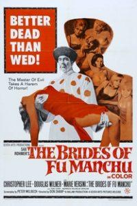 Assistir As 13 Noivas de Fu Manchu Online Grátis Dublado Legendado (Full HD, 720p, 1080p)   Don Sharp   1966