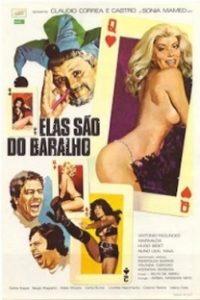 Assistir Elas São do Baralho Online Grátis Dublado Legendado (Full HD, 720p, 1080p) | Silvio de Abreu | 1977