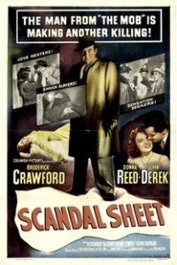 Assistir Escândalo Online Grátis Dublado Legendado (Full HD, 720p, 1080p) | Phil Karlson | 1952