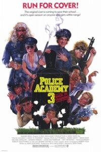 Assistir Loucademia de Polícia 3: De Volta ao Treinamento Online Grátis Dublado Legendado (Full HD, 720p, 1080p)   Jerry Paris (I)   1986