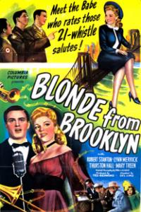 Assistir Loura de Brooklyn Online Grátis Dublado Legendado (Full HD, 720p, 1080p) | Del Lord | 1945