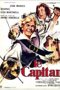 Assistir O Capitão do Rei Online Grátis Dublado Legendado (Full HD, 720p, 1080p) | André Hunebelle | 1960