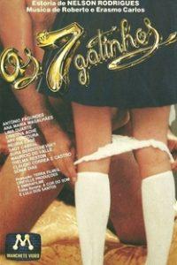 Assistir Os 7 Gatinhos Online Grátis Dublado Legendado (Full HD, 720p, 1080p) | Neville de Almeida | 1980