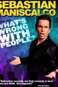 Assistir Sebastian Maniscalco: What's Wrong with People? Online Grátis Dublado Legendado (Full HD, 720p, 1080p) | Manny Rodriguez | 2012