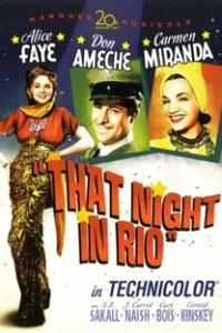 Assistir Uma Noite no Rio Online Grátis Dublado Legendado (Full HD, 720p, 1080p)   Irving Cummings   1941